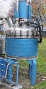Guedu - Dryer mixer RS750