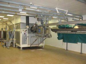 Dumoulin - IDA 3000 (coating machine)