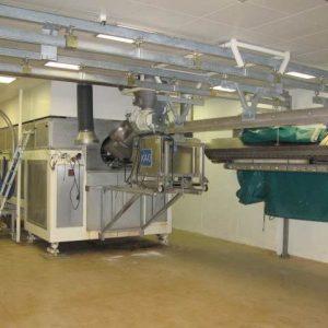 Dumoulin – Turbine d'enrobage IDA 3000 Inox