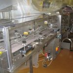 King - Automatic counting line TC8