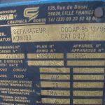 Chaumeca Gohin - Air dryer