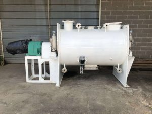 CMTI - Horizontal ploughshare mixer D2200