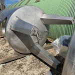 5000L insulated tank