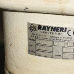 RAYNERI - Tank 4000 L