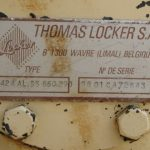 Locker - Sifter rotex R42A