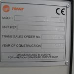 Trane - Air handling unit