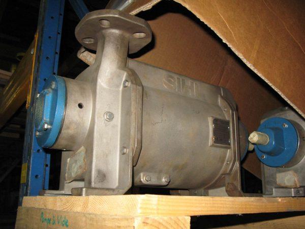 Sterling - Vacuum pump