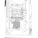 POMPE FRISTAM FM252 INOX 30 M3/H