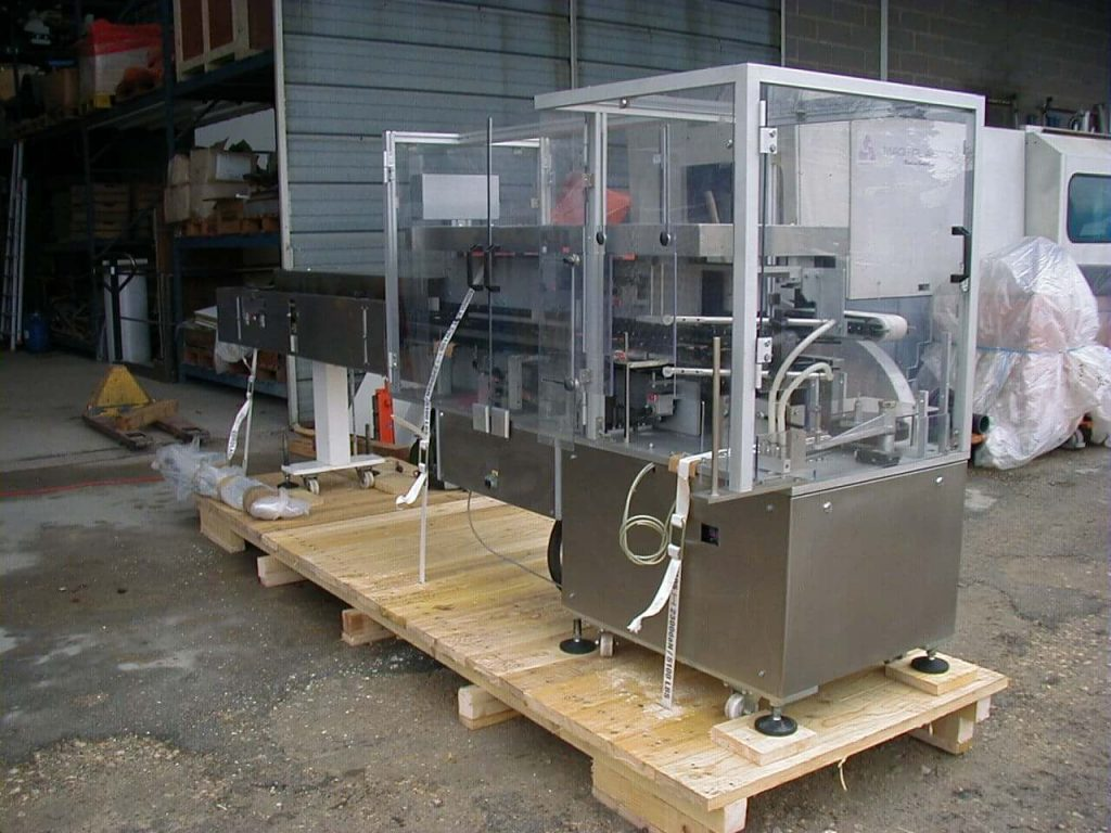 Industrial equipment recovery