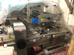 PFM - Bora tray sealing machine