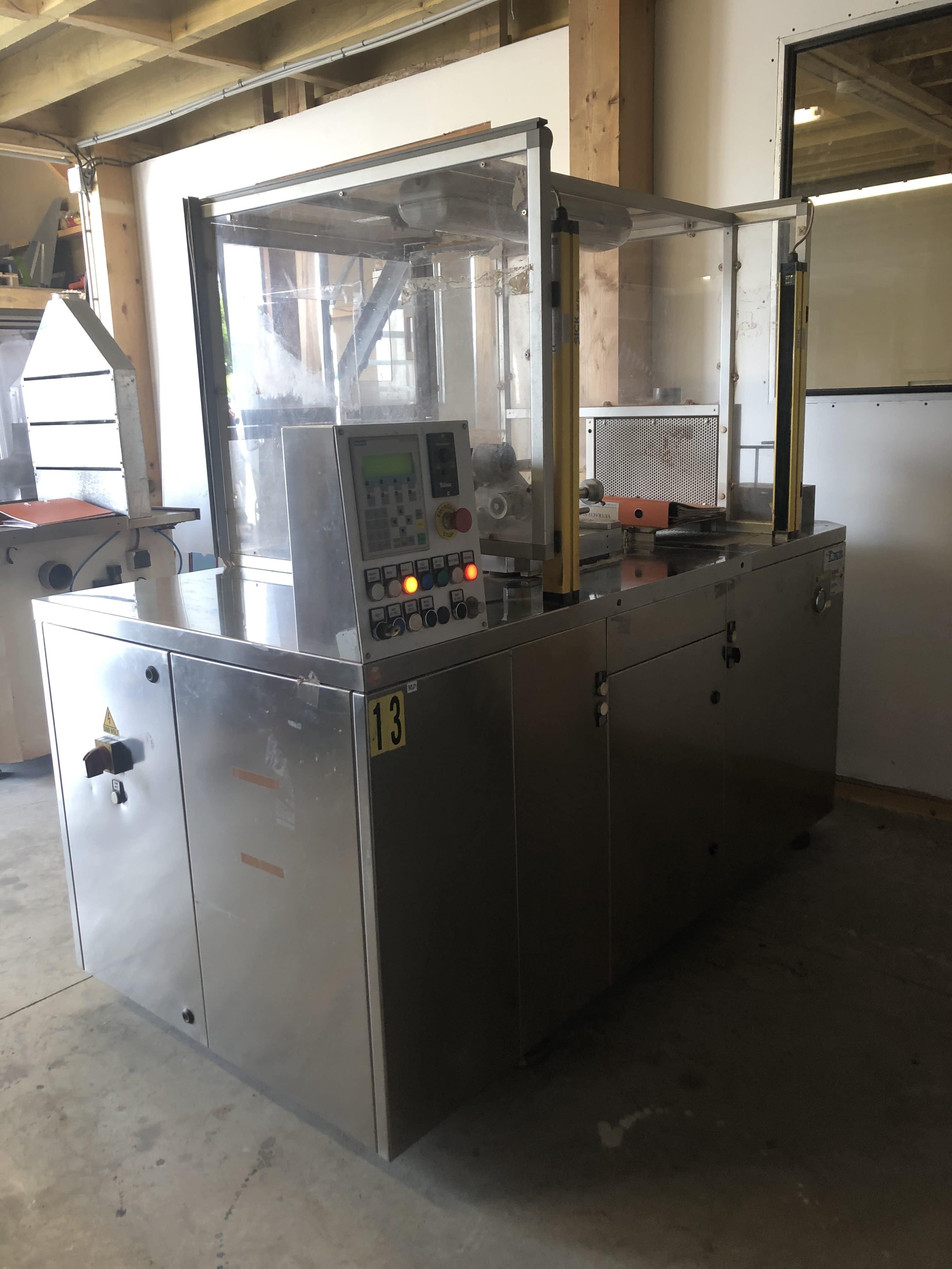 Vetraco - Compacting machine 024S-CV-80/99