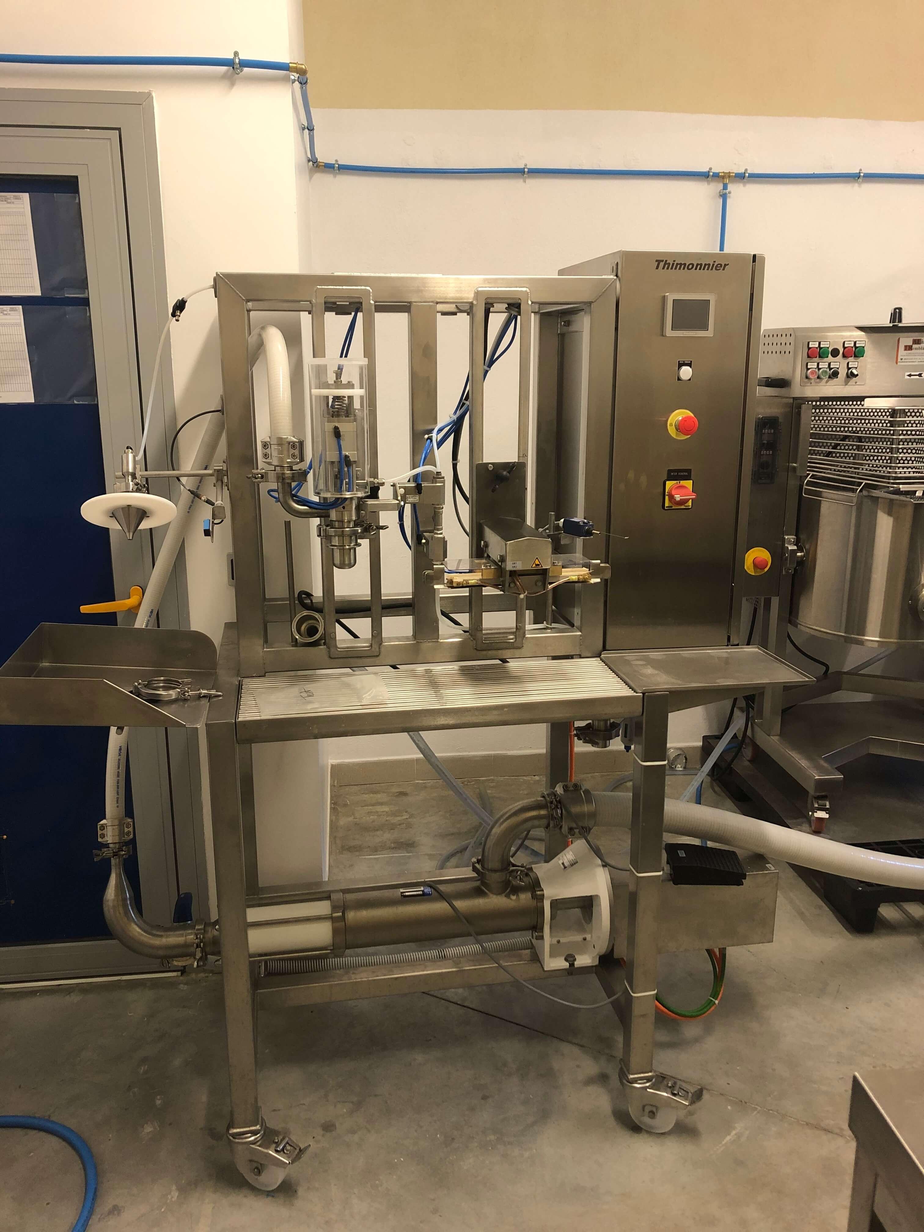 Thimonnier - Bagging machine Doypack D3D