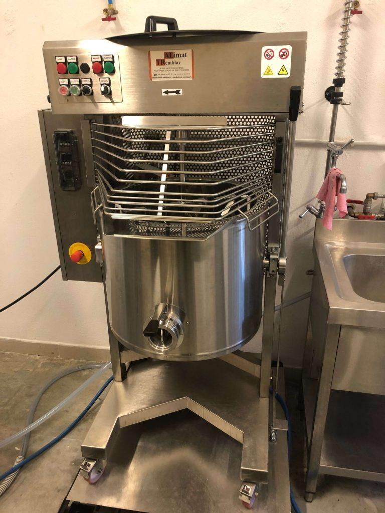 Alimat Tremblay - Turbo cooker 60 L