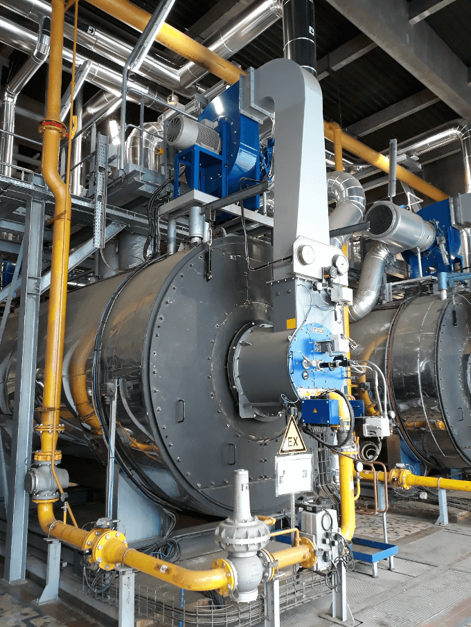 Parent - STEAMBLOC 900 ESN boiler