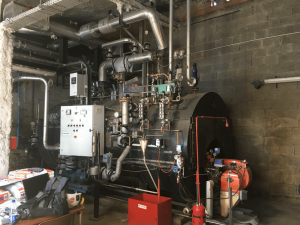 STEIN FASEL - Chaudière vapeur 3T/h 10 bar (g)