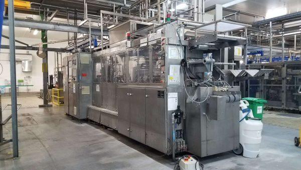 ERCA - RK3 / Yogurt packaging machine