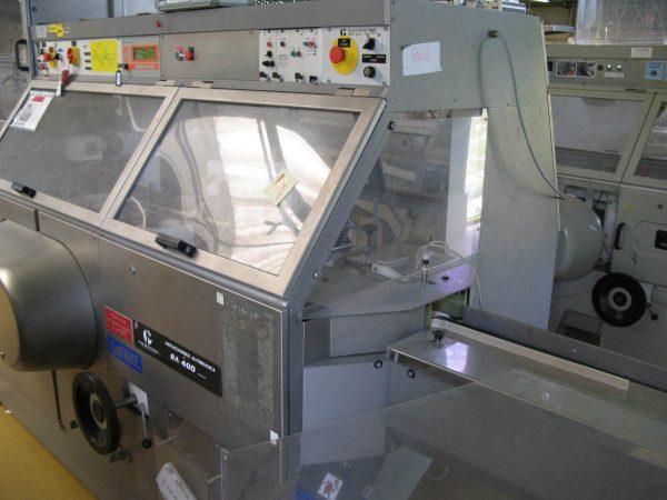Marchesini BA400 - Tubes
