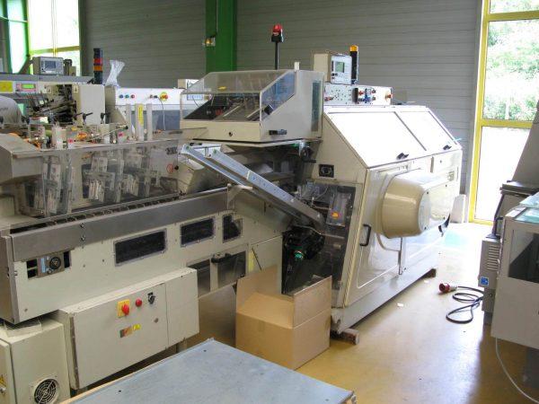 Marchesini - BA400 - Flacons