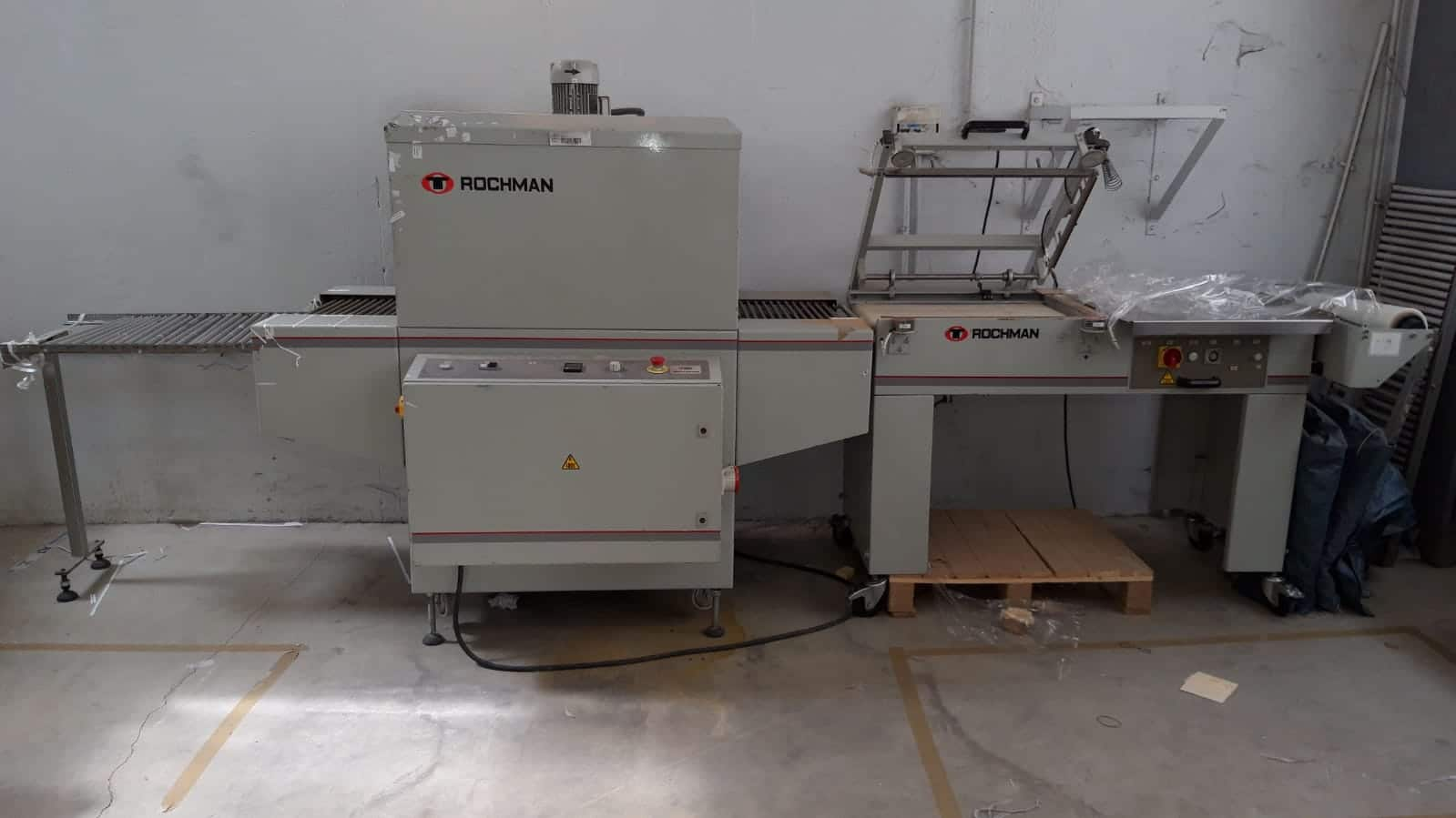 Rochman - L Sealer and Heat Tunnel