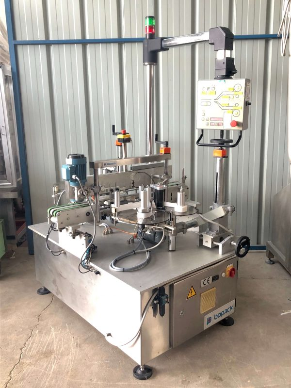 Bopack Odyssee 700 - Double head labeller