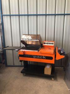 Minipack Torre FM76N - Chamber packaging machine
