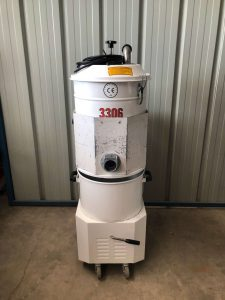 CFM 3306 A - Industrial vacuum cleaner