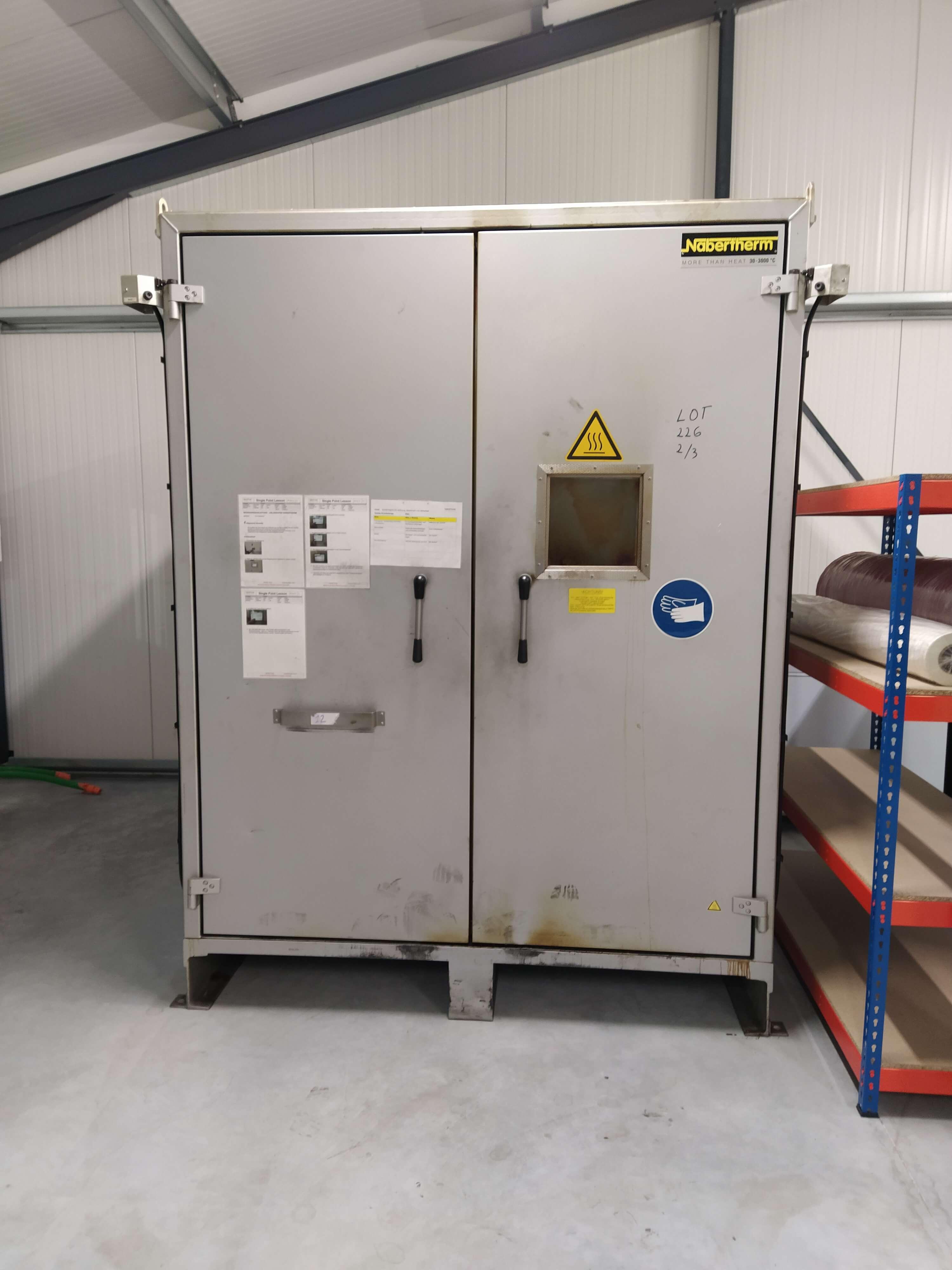 Nabertherm N 4500/26HA - Electric oven