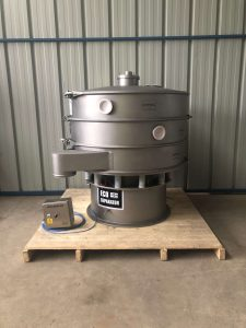 Russell ECO Separator - Sieve 48""