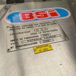 BSI -  Big bag holder