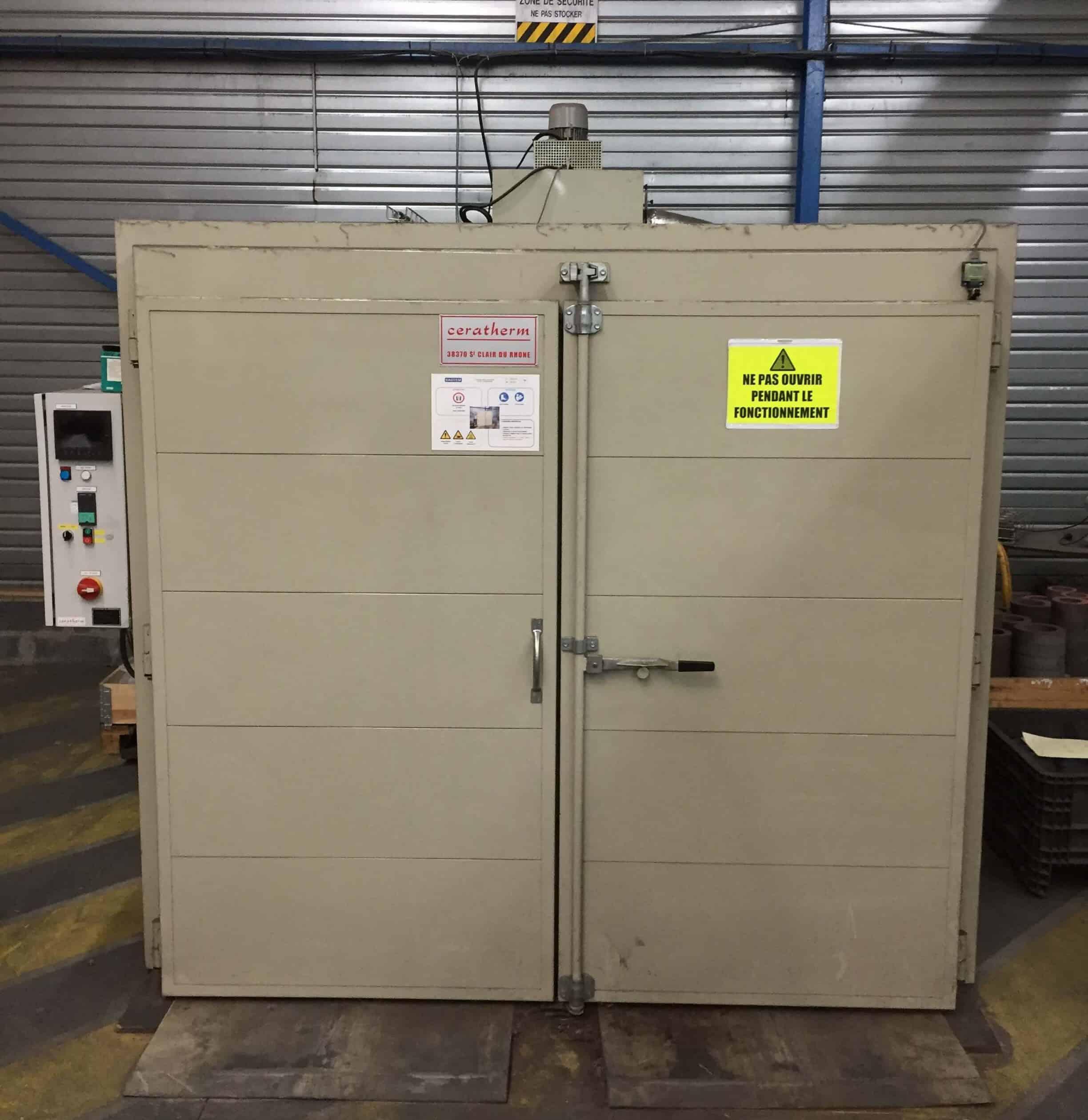 Ceratherm B13200 - Étuve électrique