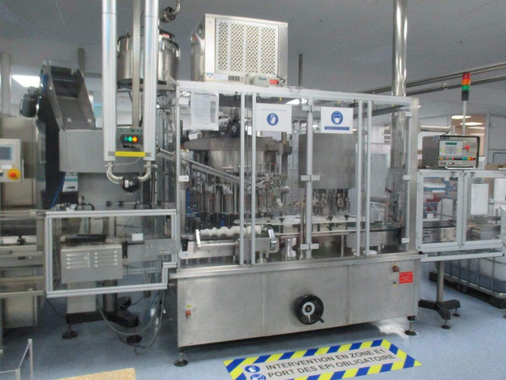 IMA Farmomac F370 18VL 8C - Filler / Sealer