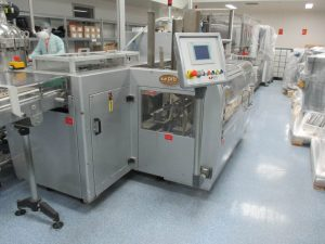 PRB Newpocket - Case packer