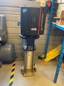 Grundfos CRNE 10-12- Pompe centrifuge