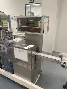 Bosh KWE 200 M - Checkweigher