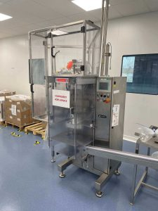 Merz SBL-50 - Stickpack machine