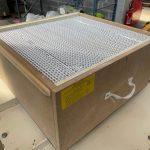 Aerzen GM7L / Infastaub MKR 0-1/20 - Blower unit + Filter.