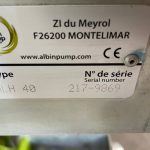 Albin Pump - ALH 40