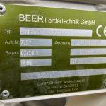 Beer-Fördertechnik - Big bag emptying unit x2