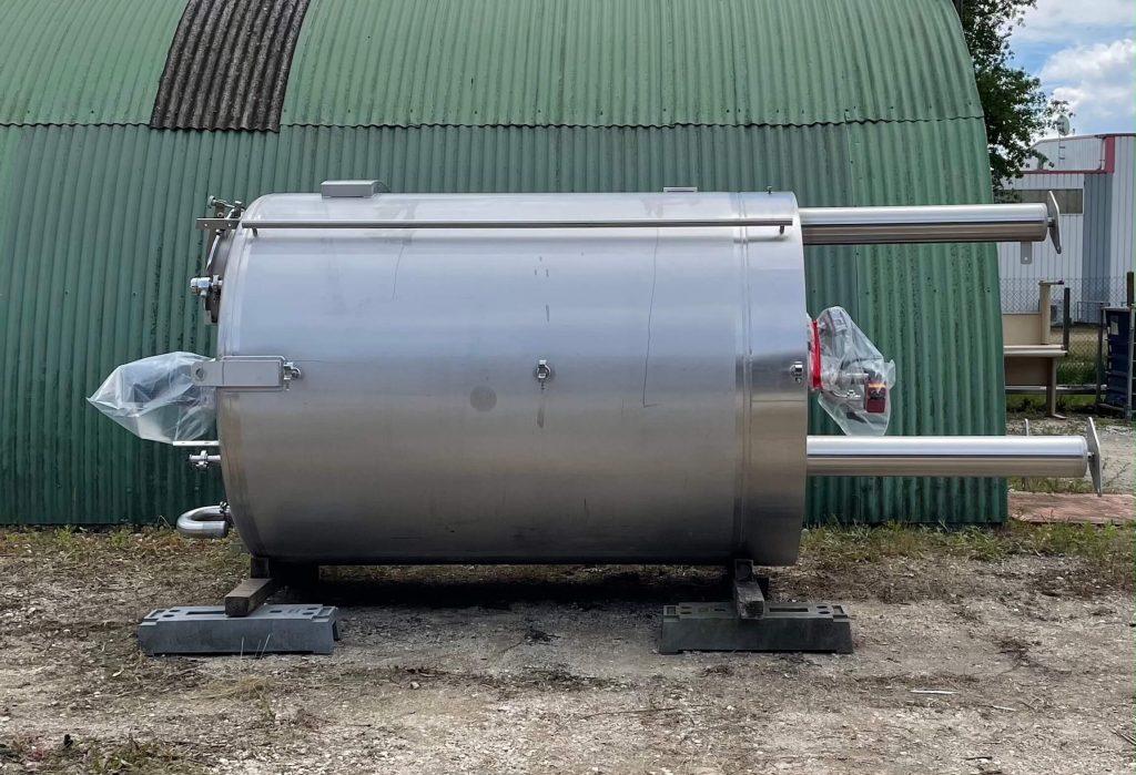ETA - 4500 L mixing tank
