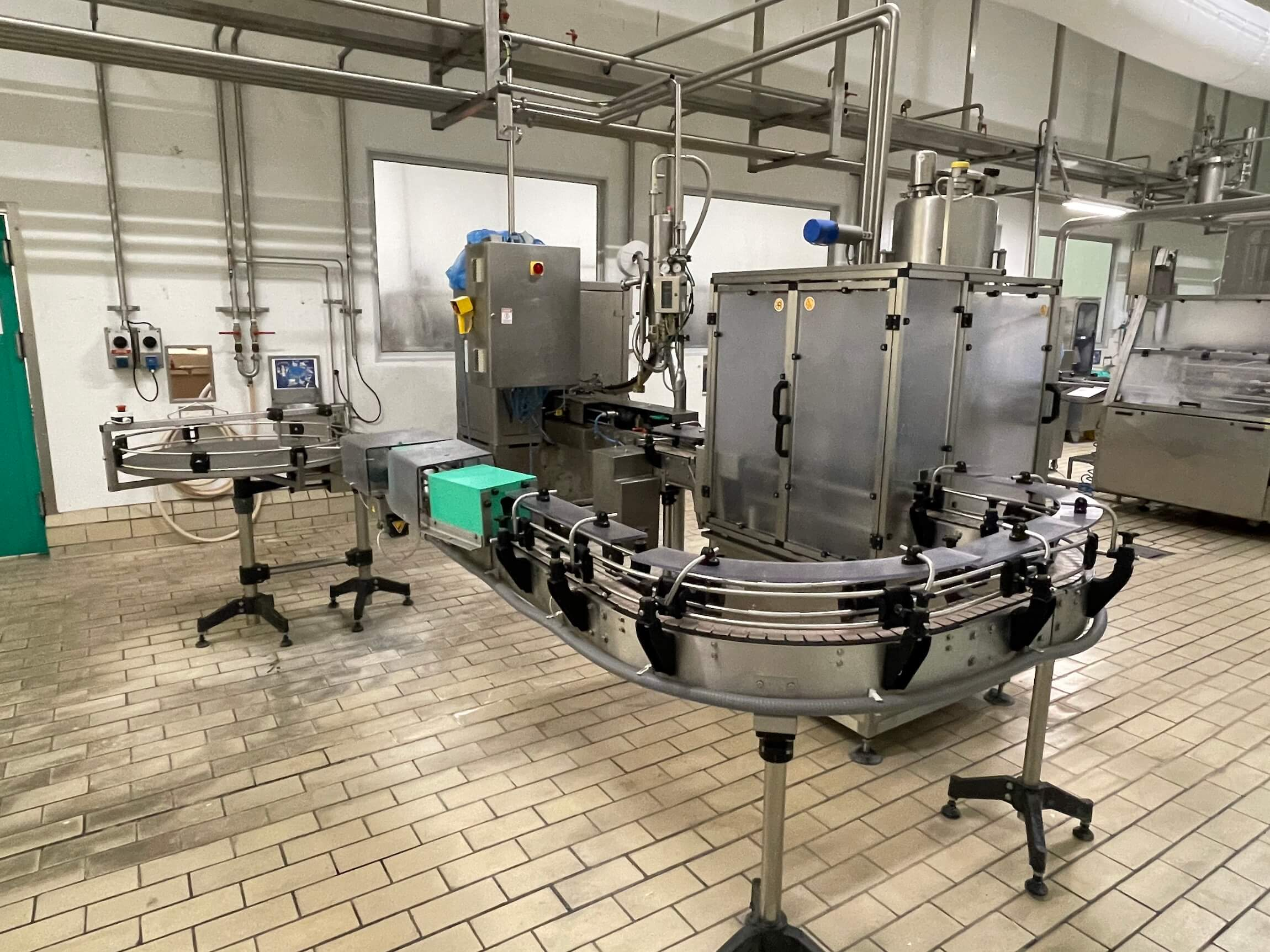 A2TI - Can packaging line