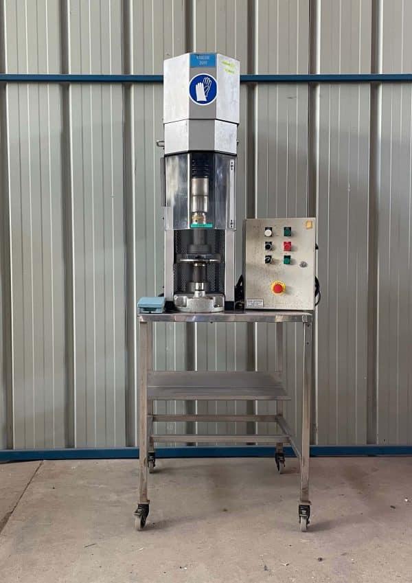 Zalkin TM3 - Semi-automatic capping machine