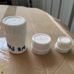 Exemple flacons