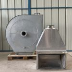 Ventilateur Glatt RC2 U140