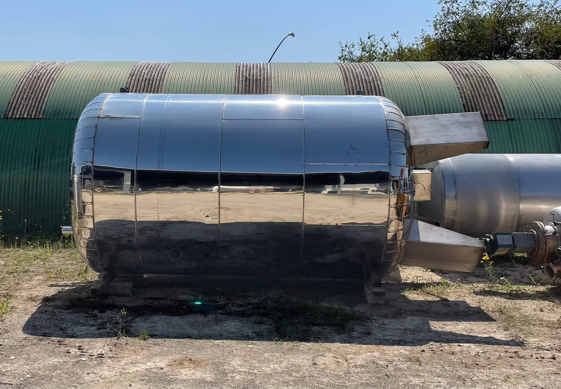 Storage tank 13000 L